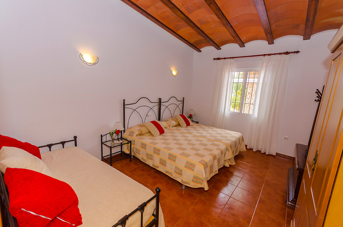 Liarte House - Dormitorio 2