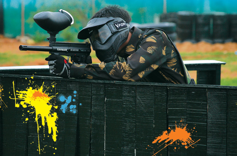 Finca Liarte - Paintball